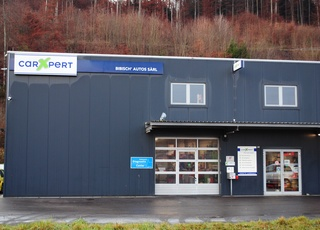 Bibisch'Autos - garage Carxpert - Marly
